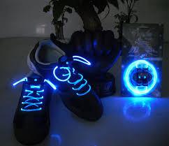 led shoelaces led shoelaces blue led shoelaces get a led