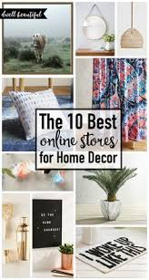 unique home decor stores online the 42 best websites for furniture and home decor stylish website