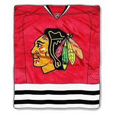 chicago blackhawks blanket ebay