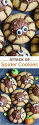 fun halloween appetizers best 10 spider cookies ideas on pinterest spooky treats