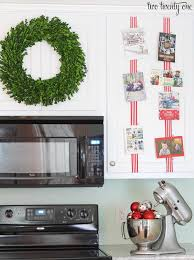 Christmas Decoration For Kitchen by Christmas Kitchen