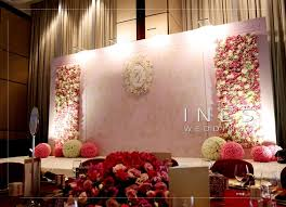 wedding backdrop design ines weddings event decoration 婚宴場地佈置 宴會佈置