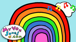 i can sing a rainbow rainbow song youtube