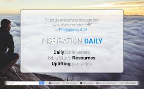 daily bible verse xp chrome store