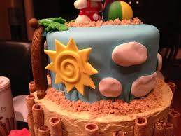 gourmet birthday cakes joyce gourmet hello luau birthday cake