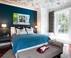la chambre blue aménagement fonctionnel et déco chambre garçon moderne chambre