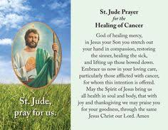 thank you blessed st jude patron of desperate cases i am so