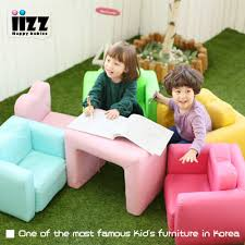 Childs Sofa Chair Qoo10 Korea Best Kids Sofa Iizz Popo Kids All In One Sofa And