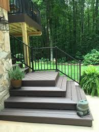 wrap around deck wrap deck stairs 90 degree around 90 degree wrap around deck