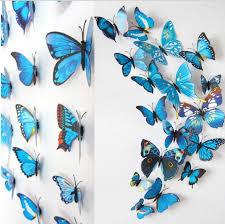 3d butterfly wall decals wall murals ideas blog stodiefor 3d butterfly wall decals wall murals ideas