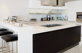 White Kitchen Black Island 60 Ultra Modern Custom Kitchen Designs Part 1