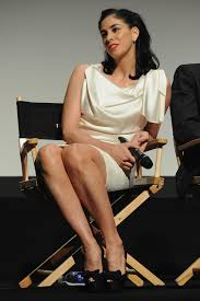 silverman at the premiere of take this waltz during