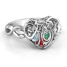 design a mothers ring design your own mothers rings jewlr