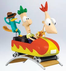 image hallmark 2011 ornament jpg phineas and ferb