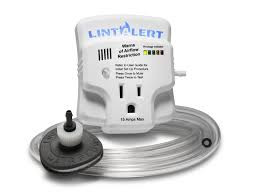 lint alert lintalert alrt31 dryer safety alarm home improvement