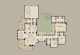 spanish hacienda floor plans u2013 home interior plans ideas la