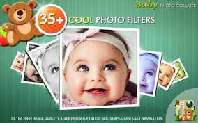 baby photo collage maker android apps on google play