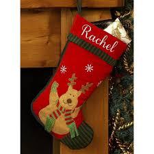 personalised reindeer the ornament shop uk