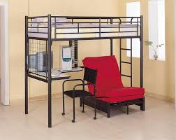 Storage Loft Bed With Desk Twin Loft Bed With Desk And Storage Designs U2014 Modern Storage Twin
