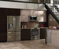 High Gloss Kitchen Cabinets In Thermofoil Kitchen Craft - High kitchen cabinets