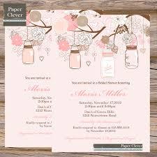 shabby chic bridal shower invitation wording bridal shower
