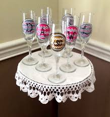 EVERYTHING You Need To Host a Wine Glass Painting Bridal Shower