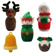 Ornament Store Near Me Knitted Decorations Free Patterns Crochet Creatures