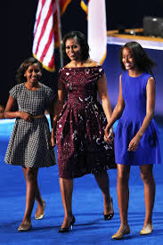 obama dresses best looks obama malia obama national convention and