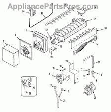 sa8868 ice maker wiring diagram wiring diagrams