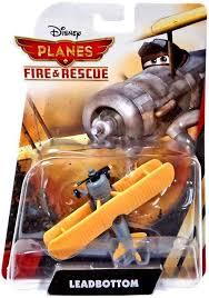 disney planes fire rescue leadbottom 155 diecast plane mattel toys