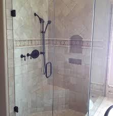 Bath Shower Doors Glass Frameless Bathtub Doors Bathtubs The Home Depot In Bathroom Shower Door Plan
