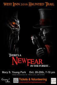 Halloween Usa Battle Creek Mi West Linn 2016 Haunted Trail Mary S Young Park Frightfind