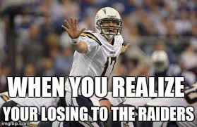 Chargers Raiders Meme - san diego chargers viral memes imgflip