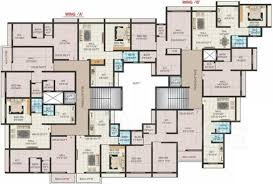 550 sq ft 1 bhk 1t apartment for sale in jai malhar anandi park