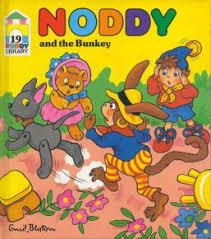 noddy bunkey enid blyton