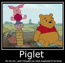 Pooh Meme - winnie the pooh piglet by masterof4elements on deviantart
