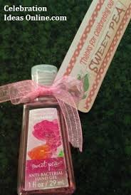 exciting sweet pea baby shower favors 62 about remodel thank you
