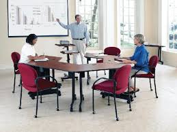 classroom and training room tables ofm collection