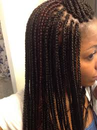 Types Of Braiding Hair Extensions by How To Straighten Braids With Water Youtube