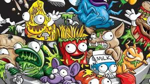 review trash pack gross gang garbage nintendojo