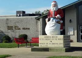 Santa Claus Indiana Christmas Ornaments by It U0027s Christmas All Year Long In The Town Of Santa Claus Indiana