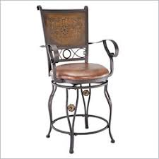 wrought iron bar stools with free shipping