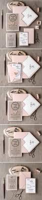 handmade wedding invitations handmade wedding invitation with wreath monogram summerwedding
