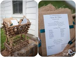 basket for wedding programs let shine natalie and nathan aves photography aves