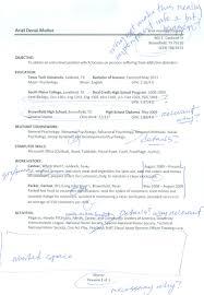 Categories For A Resume Resume Categories Volunteer Contegri Com