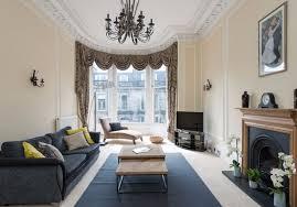 Livingroom Edinburgh by An Edinburgh Gem Coates Gardens 3 Bedroom Holiday Rental