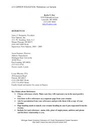 Resume Templates Reference Page Sle Resume Reference Page By Umo Saneme
