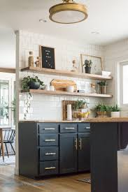 Comfy In The Kitchen by The Ugly Truths How I Cut Corners With The Kitchen Shelving
