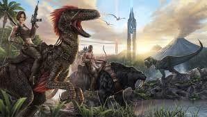 ark survival evolved on xbox one preview u2013 the best dinosaur game