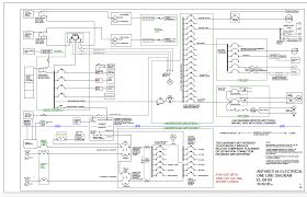 antares 44i catamaran electrical one line diagram